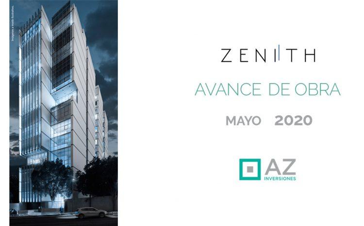 Avance de Obra – Mayo 2020