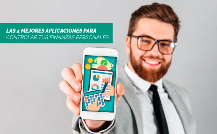 Las 4 mejores aplicaciones para controlar tus finanzas personales